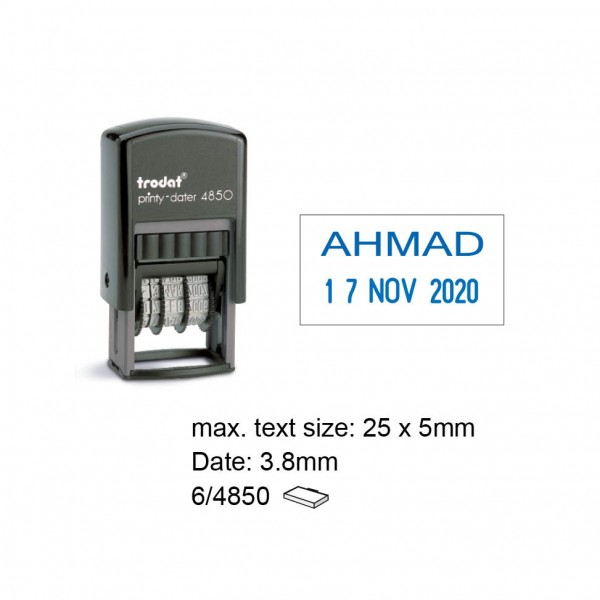 Trodat 4850 Self Inking Stamps