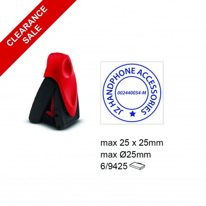 Trodat Mobile 9425 Self Inking Stamp 25x25mm