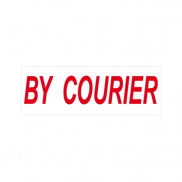 69-BY COURIER