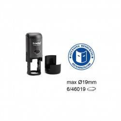 Trodat 46019 Self Inking Stamps 19mm