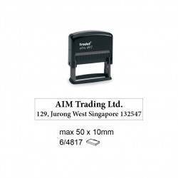 Trodat 4917 Self Inking Stamps